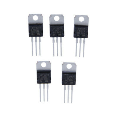 5pcs P75NF75 N-Channel High Speed Power MOSFET Transistor 80A 75V Package TO-220
