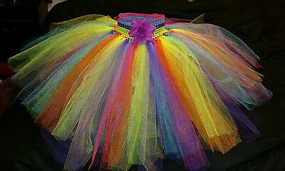 Newborn and toddler tutus
