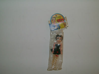 60's Betty Boop Doll w/original packing #9123