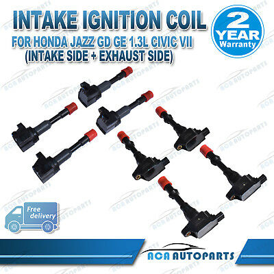 BA BF Falcon Ford Ignition Coil Pack Fairmont Fairlane Territory XR6 4.0L Petrol