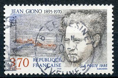Stamp / Timbre France Oblitere N° 2939 Jean Giono