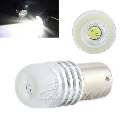 Q5 LED 12V White 1156 BA15S P21W High Power Car Bulb Reverse Light New