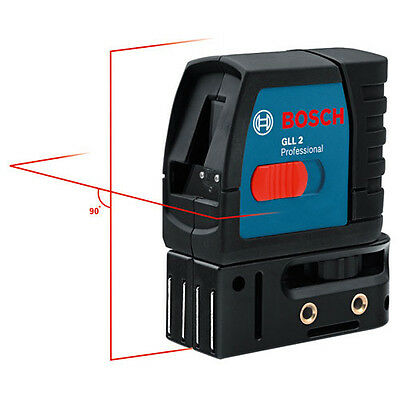 Bosch GLL 2 Self Levelling Cross Line Laser Level