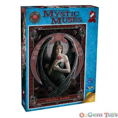 Mystic Muses Angel Rose Holdson Jigsaw Puzzle 1000 Piece Anne Stokes Collection