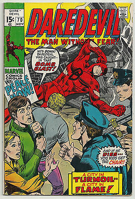Daredevil   #70   F/VF