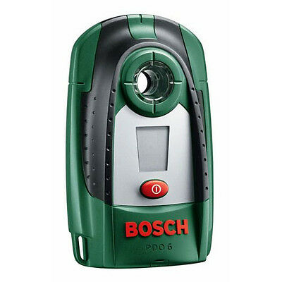 Bosch PDO 6 Wall Scanner & Detector for Cables & Metal