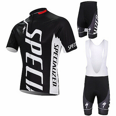 New HOT Style Cycling Jersey Trouser Bib Short Pants Short Set Bicycle Wear Suit