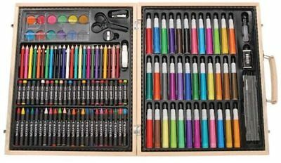 Paint Set Drawing Drawing Art Set Delux 131