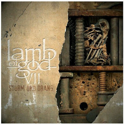 Lamb of God - Vii: Sturm Und Drang [New CD] Explicit, Deluxe Edition