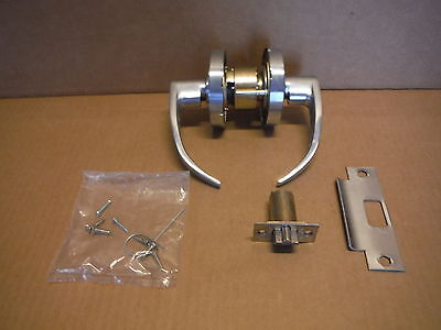 Sargent Cylindrical Lock 10U15 Industrial Office School W/ Bolt and Plate