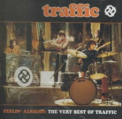 Traffic - The Definitive Collection New Cd
