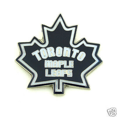 TORONTO MAPLE LEAFS PRIMARY LOGO DIE CUT LAPEL PIN 1967 -  Vintage Design