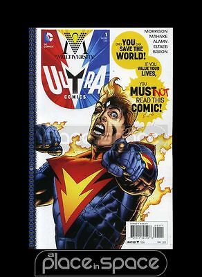 Multiversity: Ultra Comics #1A