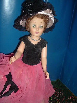 "Vintage American Character 19"" Fashion Doll"