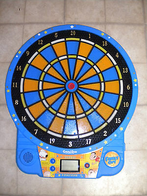 Family Guy Talking Electronic Dart Board by Excalibur Electronic, Inc.
