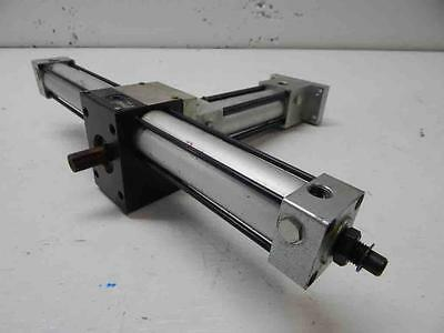 PHD Pneumatic Rotary Actuator with 2 axis Cylinder.   MA21RF 1360X21/2-PL