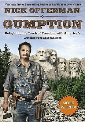 Gumption: Relighting the Torch of Freedom with America's Gut ... 9780525954675