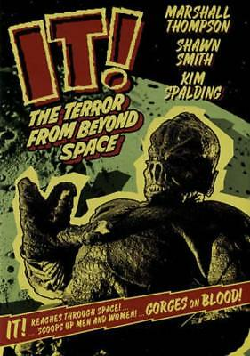 It! The Terror From Beyond Space New Dvd