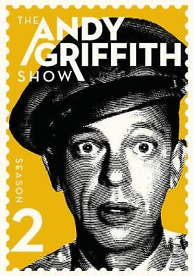 The Andy Griffith Show - The Complete Second Season New Dvd