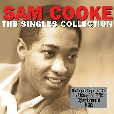Sam Cooke - The Singles Collection New Cd