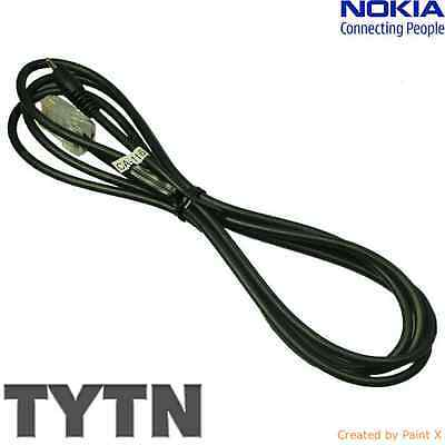 NOKIA CA-116 CHARGING CABLE FOR CK-7W HANDSFREE CAR KIT 2mm LEAD