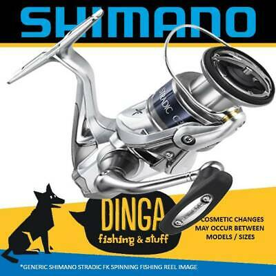 Shimano Stradic | FK 2500 HG Spinning Fishing Reel
