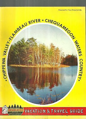 Chippewa Valley Flambeau River Chequamegon Waters Wisconsin Travel Guide