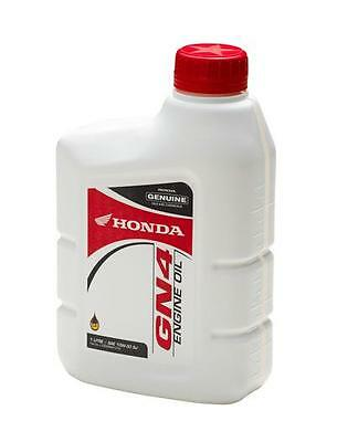 Honda GN4 Mineral 10w30 Motorcycle Engine Oil 1 Litre Road Street