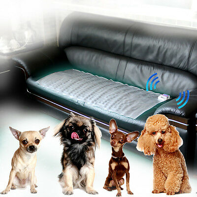 Dog Puppy Cat Training Pet Housebreaking Pad Underpad Electronic Shock Mat New