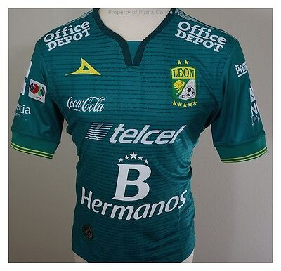 Pirma Leon FC Home Jersey-Official 2015-2016 Leon FC Jersey
