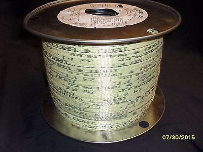 100ft Greenlee 3/8in kevlar woven polyaramid 1800# mule tape strapping tie down