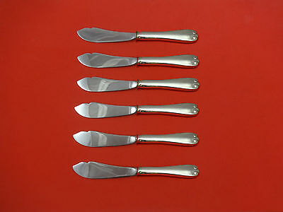 Flemish by Tiffany & Co. Sterling Silver Trout Knife Set 6pc HHWS  Custom Made