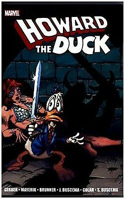 Howard the Duck: The Complete Collection Volume 1 -  -  9780785197768