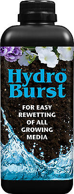 Hydroburst Wetting Agent - 1 Litre  (Soil or Coco)