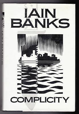 Iain Banks - Complicity - SIGNED BY AUTHOR - 1st/1st 1993 in DW - Little Brown