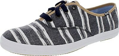 6793ee2590d44 KEDS WOMEN S CHAMPION Oxford Ankle-High Canvas Flat Shoe -  28.92 ...