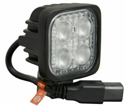 "Vision X DURA-M460 DURAMini Waterproof Compact LED Work Light;2.75"" &4 LED Bulbs"
