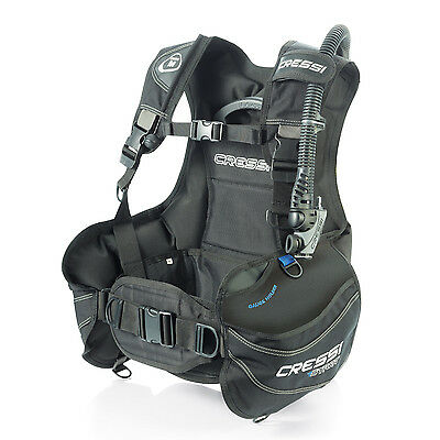 Cressi Bcd Start Size Xs New 2016 04US