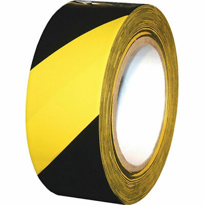 "10FT 40 Yards Safety Caution Warning Hazard Safety Tape 3"" 4"" 6"" Black Yellow"