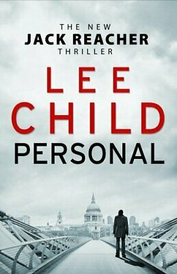 Personal (Jack Reacher 19) by Child, Lee Book The Cheap Fast Free Post