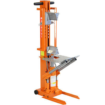 Heavy Duty Hydraulic Vertical Horizontal Manual Log Splitter Wood Timber Cutter