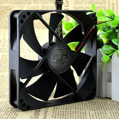 Yate Loon  D12SH-12 12V 0.30A fan 120*120*25mm 2pin