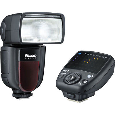 Nissin Di700A Air Flashgun with Commander Kit for Nikon Cameras