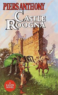 Castle Roogna (The Magic of Xanth, No. 3) by Anthony, Piers