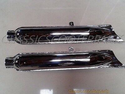 BMW R61 R71 fish tail mufflers exhausts w/ tiny dents PLEASE READ!! BM4077