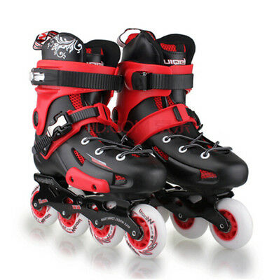 Unisex Fashion in-line skates Roller skates High Top Sports Adult Shoes A282