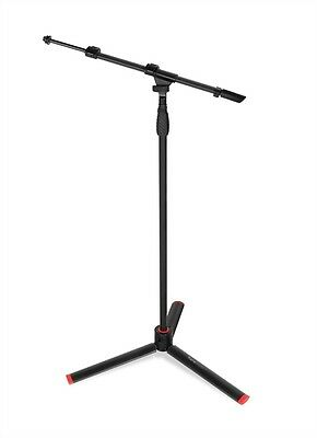 Gator Frameworks ID Series Mic Stand - Adjustable w. Telescoping Boom