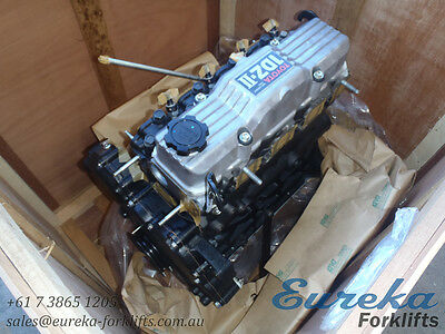 Brand New Toyota 1DZ-II Engines - JAPANESE OEM MADE - AVAILABLE NOW IN BRISBANE