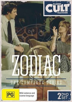 B13 BRAND NEW SEALED Zodiac - The Complete Series (DVD, 2013, 2-Disc)