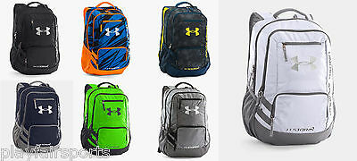 cb07ed1fae NEW  UNDER ARMOUR UA Storm Hustle II Backpack  Laptop  Gym  School ...